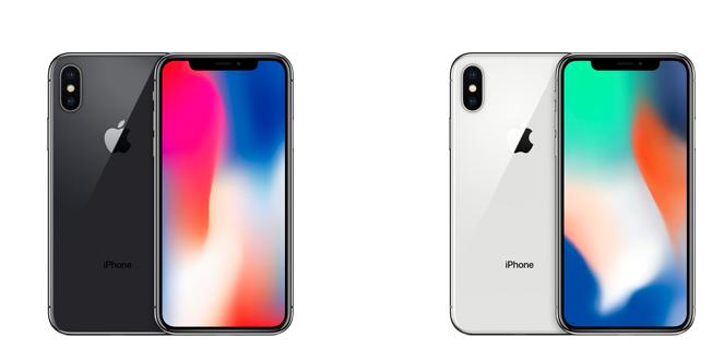 Sortie iPhone X