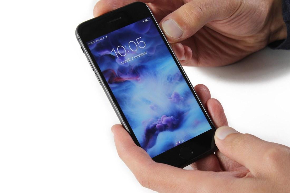 Vente iPhone 2017, iPhone 8 et iPhone X